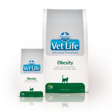 Vet Life Natural CAT Obesity