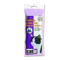 Náhradní filtr uhlíkový pro WC CATIT s krytem 2ks
