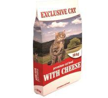 Delikan Cat Exclusive sýr 10kg
