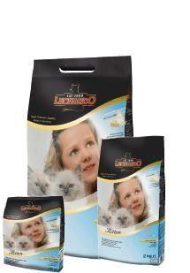 Leonardo Kitten rich in poultry