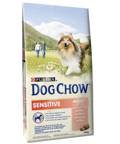 Purina Dog Chow Adult Sensitive Salmon 14kg
