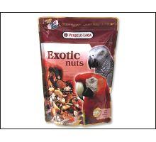Krmivo Exotic směs ořechy,obilovin a semen pro velké papoušky 750g