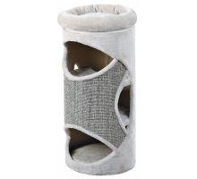 Škrábací válec pro kočky TOWER GRACIA béžový 38 cm/85 cm