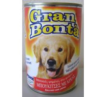 Gran Bonta konzerva pro psy