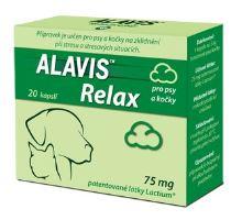 Alavis Relax pro psy a kočky 75mg