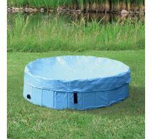 Ochranná plachta na bazén 160 cm kód 25200 sv.modrá