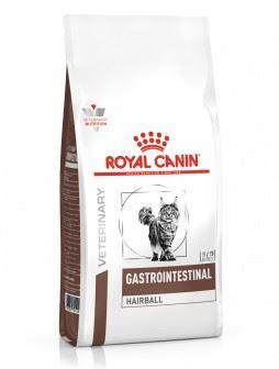 Royal canin VD Feline Gastrointestinal Hairball 4kg