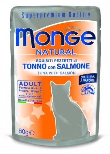 Monge Natural kapsička pro kočky
