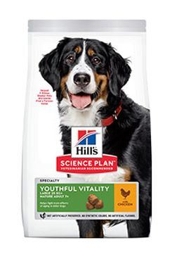 Hill's Canine Dry SP Mature Adult5+YoutVital L Chick