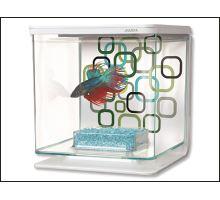 Akvárium MARINA Betta Kit Geo Bubbles 2l