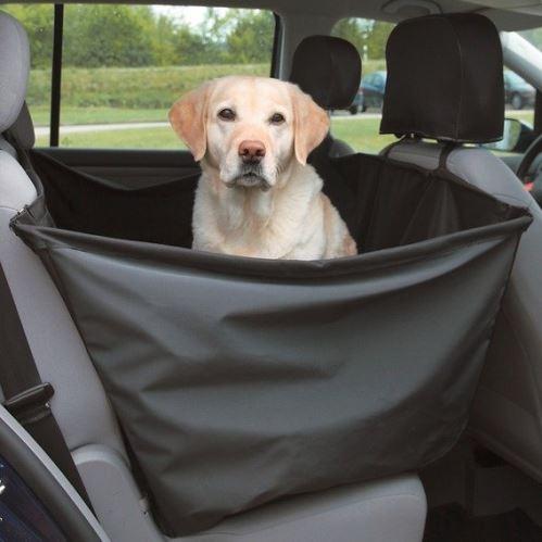 Ochranný autopotah-vak pro velkého psa 1,5x1,35m Trixie