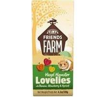 Supreme Tiny Farm Snack Hazel Lovelies křeček 120g