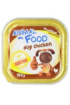 ANIMAL FOOD pro psy konzerva