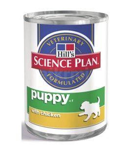 Hill's Canine konzerva Puppy 370g