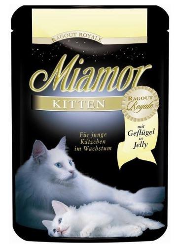 Miamor Cat Ragout Junior kapsa