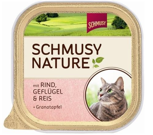 Schmusy Cat Nature Menu vanička