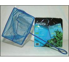 Síťka akvarijní modrá jemná 12,5 cm 1ks