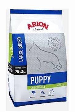 Arion Dog Original Puppy Large Chicken Rice