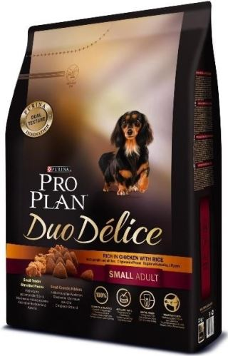Purina Pro Plan Dog Adult Duo Délice Chicken