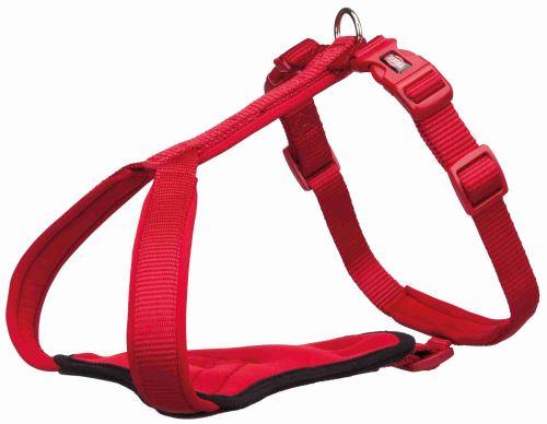 Premium Y-postroj 70-85cm/25mm (L), - červená