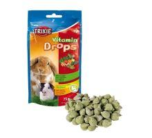 Esquisita Drops se Zeleninou a vitamin Hlodavec 75g