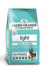 Arden Grange Light with fresh Chicken & Rice