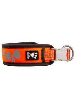Obojek Hurtta Weekend Warrior neon oranžový