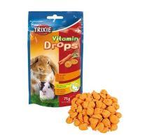 Esquisita Drops s Karotenem a vitaminy Hlodavec 75g