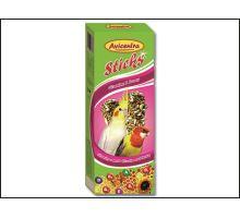 Tyčinka malý papoušek vitamíno - medová 2ks