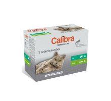 Calibra Cat kapsa Premium Sterilised