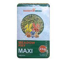 Seno luční Maxi RabbitWeed 2kg 100 l