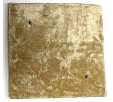 Náhradní čtveratá deska ke škrábadlu Madrid 370x370x20mm  - béžo