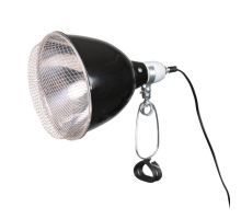 Lampa s ochranným krytem 21x21cm max.výkon 250W