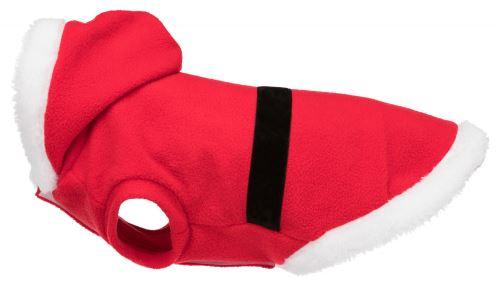 Vánoční obleček Santa Claus, S: 35 cm: 52 cm, modro/červený
