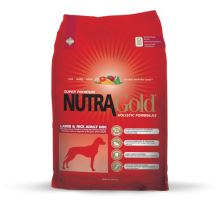 Nutra Gold Adult Lamb&Rice