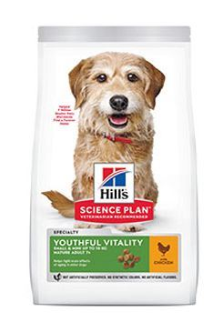 Hill's Canine Dry SP Mature Adult7+YoutVital S Chick