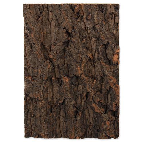 Pozadí REPTI PLANET korek přírodní 19 x 27,3 x 2 cm 1ks