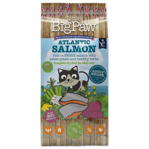 Krmivo LITTLE BIGPAW Cat Adult losos 1,5kg