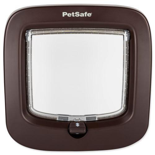 Dvířka PETSAFE plastová 22.55x9.21x22.86 s transp. flapem