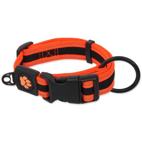 ACTIVE DOG obojek Fluffy oranžový 1ks