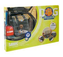 Klec SAVIC Dog Residence mobil 76 x 53 x 61 cm 1ks