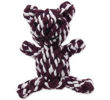 Hračka DOG FANTASY medvídek 13 cm 1ks