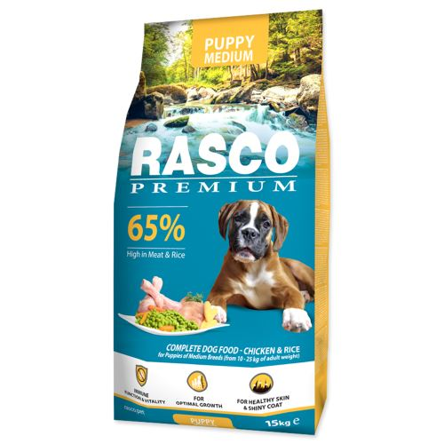 RASCO Premium Puppy / Junior Medium