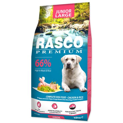 RASCO Premium Puppy / Junior Large