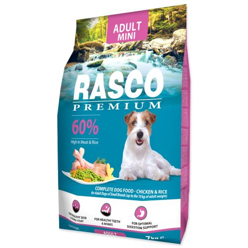 RASCO Premium Adult Small