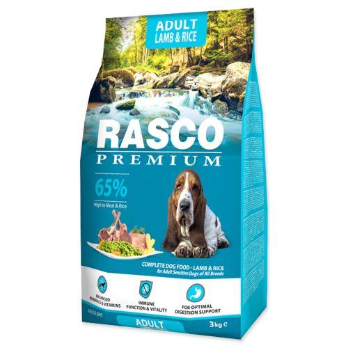 RASCO Premium Adult Lamb & Rice