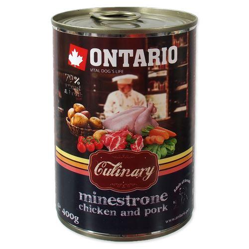ONTARIO Culinary Konzerva
