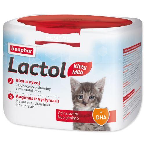 BEAPHAR sušené mléko Lactol Kitty Milk