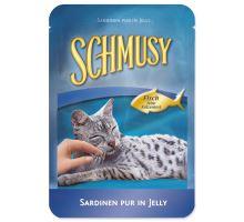 SCHMUSY Fish sardinky v želé 100g