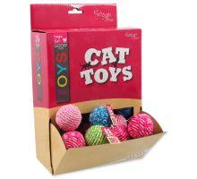 MAGIC CAT míček bavlněný 4 cm 50ks